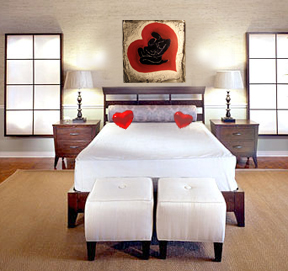 Delightful Feng Shui Bedroom Art
